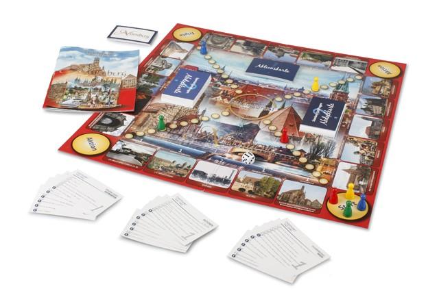 Jetzt NEU: Stadtpunkt Nürnberg - Das Brettspiel