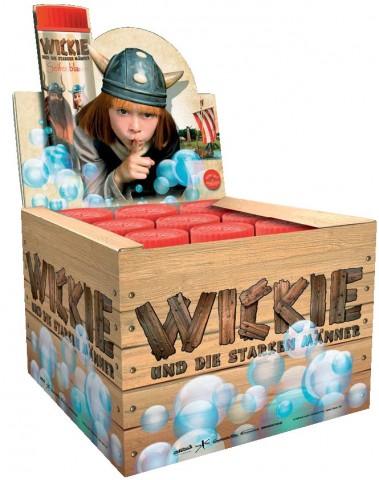 Wickie großes Seifenblasen-Set