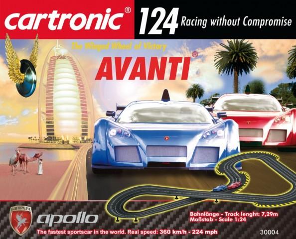 Cartronic 124 Avanti