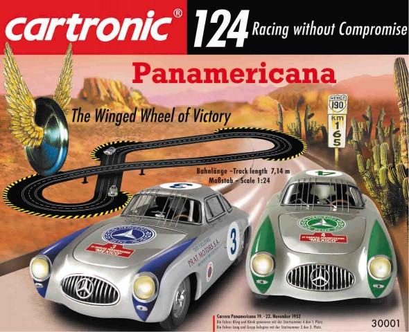 Cartronic 124 Panamericana