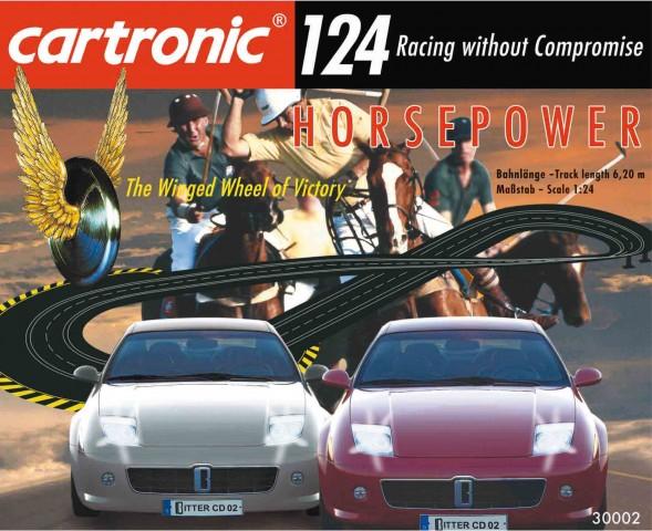 Cartronic 124 HorsePower