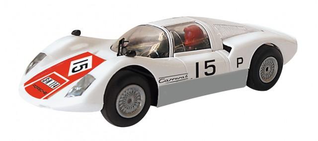Porsche 906 Carrera 6, 1966
