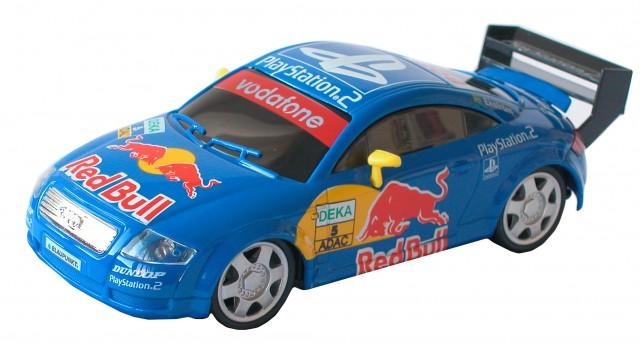 Typ Audi TT (Red-Bull-Stil)