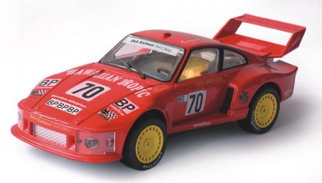 Porsche Turbo 935, rot