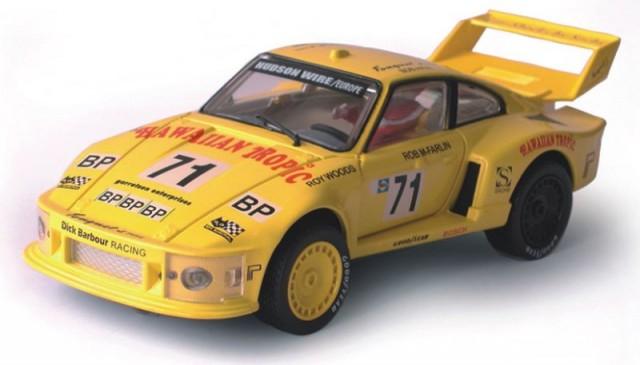 Porsche Turbo 935, gelb