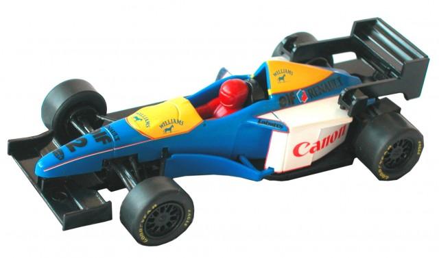 Williams-Renault FW 14B Formel 1