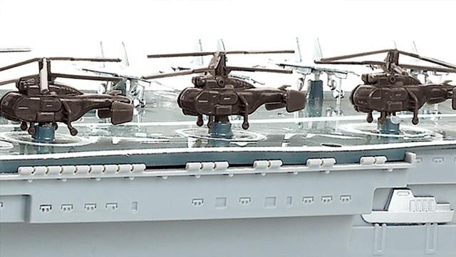 Seamaster 2.4 GHz RC Flugzeugträger