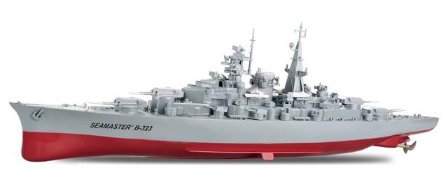 Seamaster 2.4 GHz RC Schlachtschiff