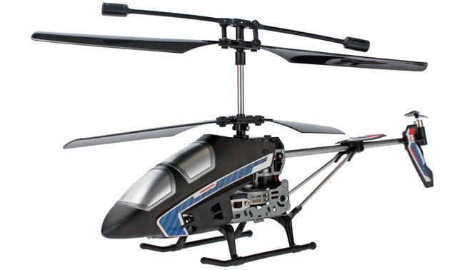 2.4 GHz RC Helicopter Blade Runner