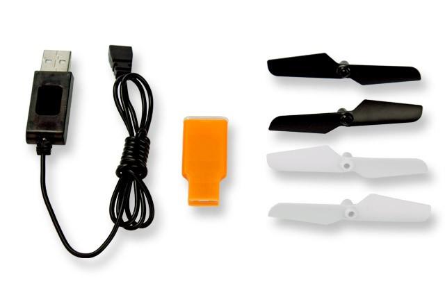 2 4 ghz quadrocopter q11c air cam mit kamera 41932. Black Bedroom Furniture Sets. Home Design Ideas