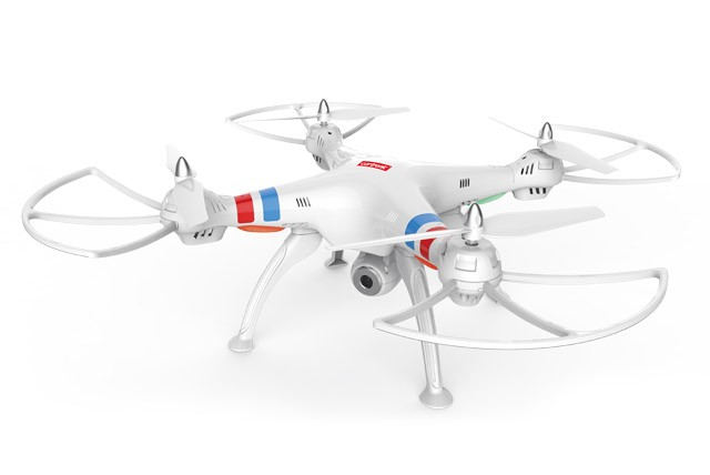 2.4 GHz Quadrocopter Q8C Venture mit Kamera