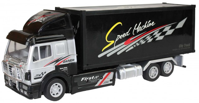 RC Truck Speed Machine