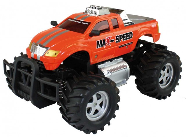 RC Max Speed Savage