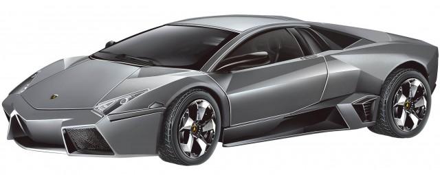 RC Lamborghini Reventon M1:18, anthrazit