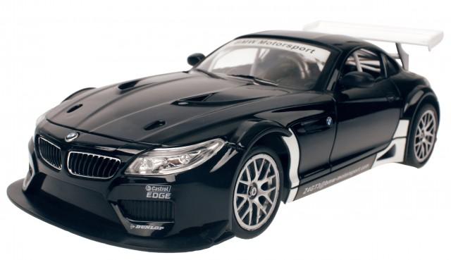 RC BMW Z4 GT3 M1:18, schwarz  - Ausverkauft!!