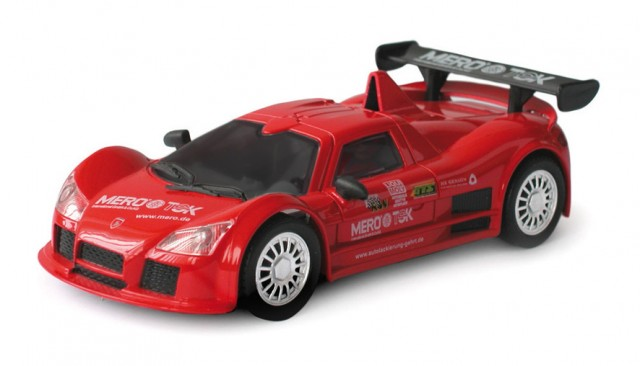 RC Apollo Gumpert, rot