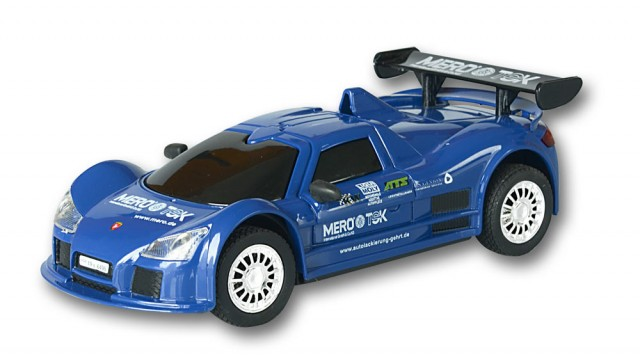 RC Apollo Gumpert, blau