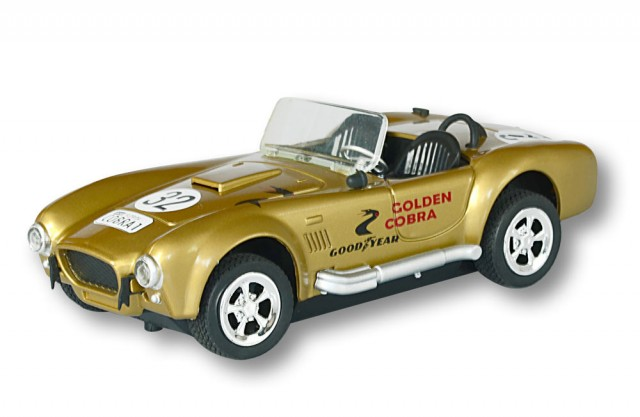 RC Golden Cobra