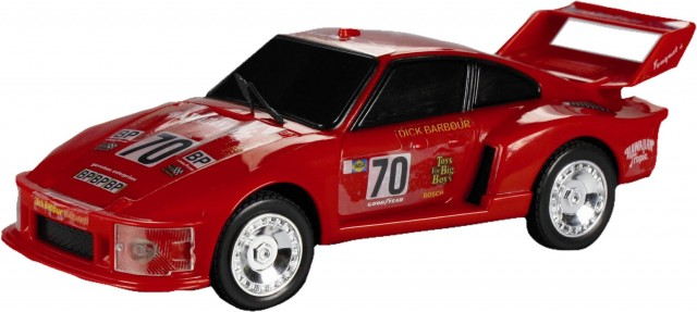 RC Porsche Turbo 935, rot