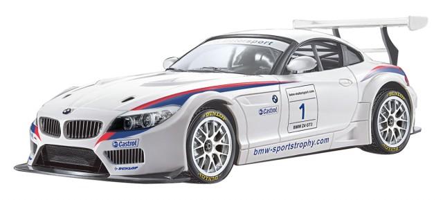 RC BMW Z4 GT3 M1:18, weiß