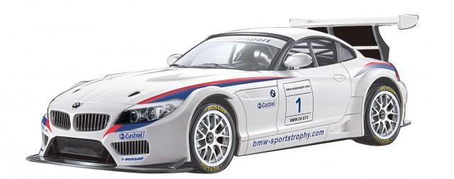 RC BMW Z4 GT3 M1:24, weiß