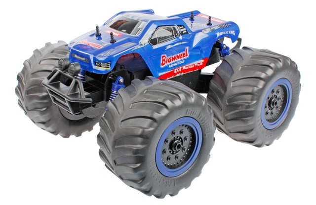 RC Big Wheel Monster Truck 1:8