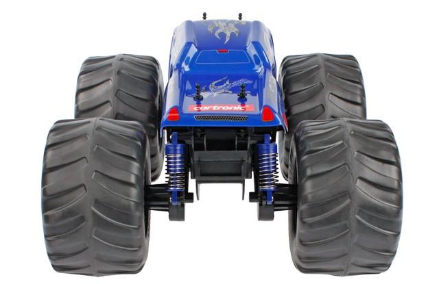 RC Big Wheel Monster Truck 1:8