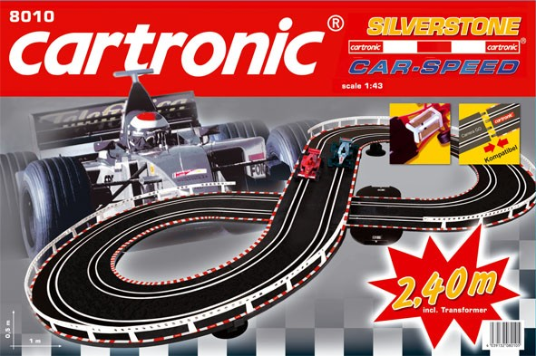 "Cartronic Car-Speed ""Silverstone"" 2,40m"