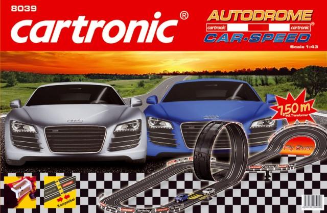 "Cartronic Car-Speed ""Autodrome"" 7,50m"