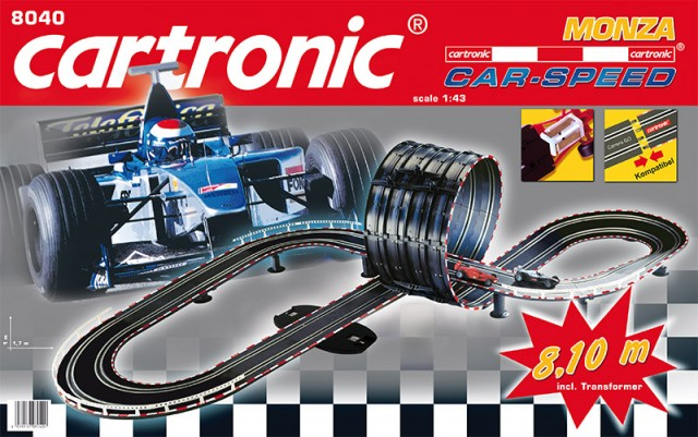 "Cartronic Car-Speed ""Monza""  -  8,10m"