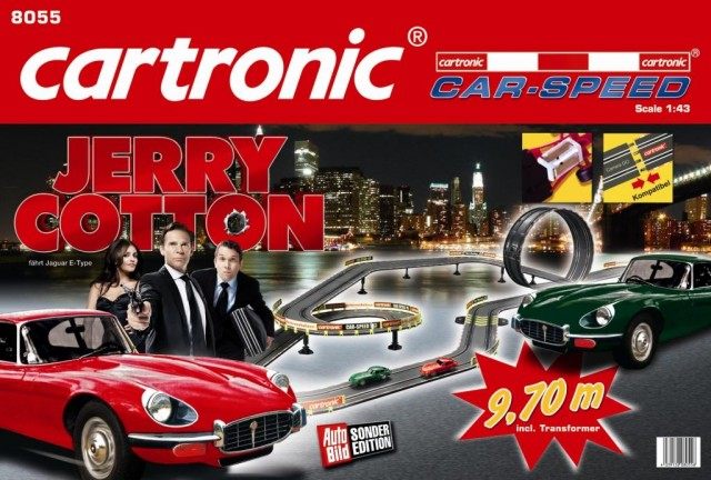 "Cartronic Car-Speed ""Jerry Cotton"" 9,70m"