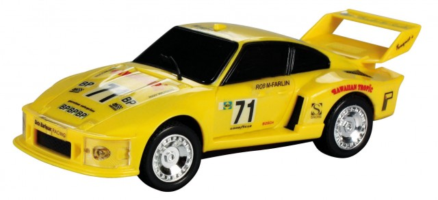 Porsche Turbo 935 gelb