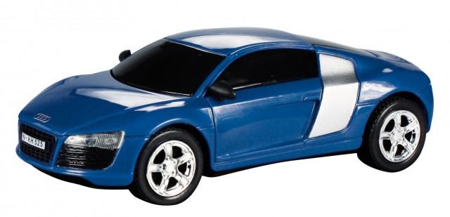 Audi R8 blau