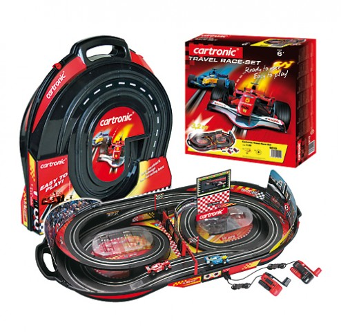 Cartronic Travel Race Set