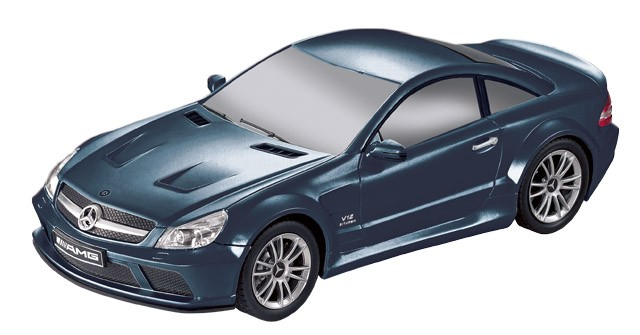 RC Mercedes-Benz SL 65 AMG M1:24, blau-metallic