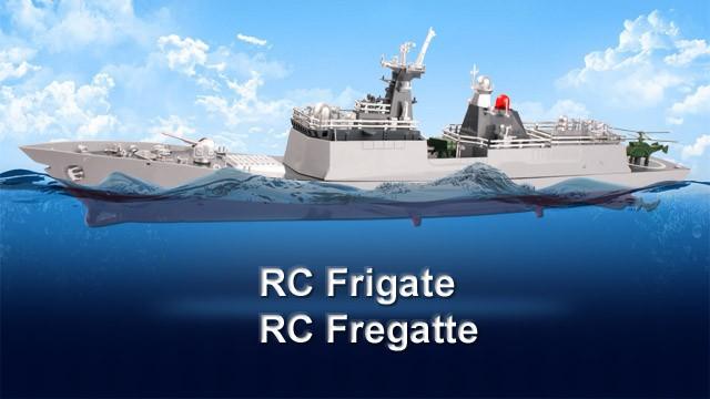 Seamaster RC Fregatte