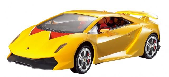 RC Lamborghini Sesto Elemento M1:24, gelb