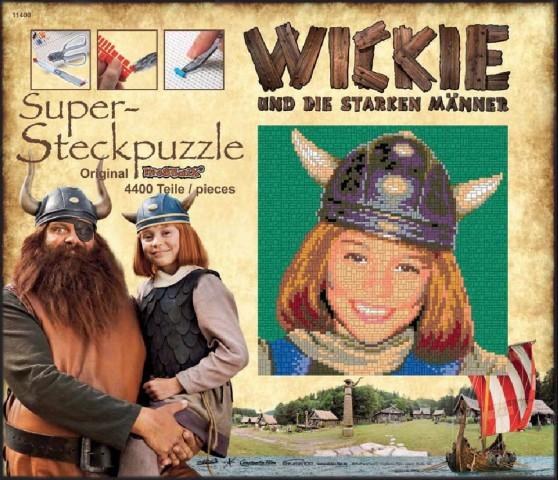 Wickie Steckbild -Wickie-