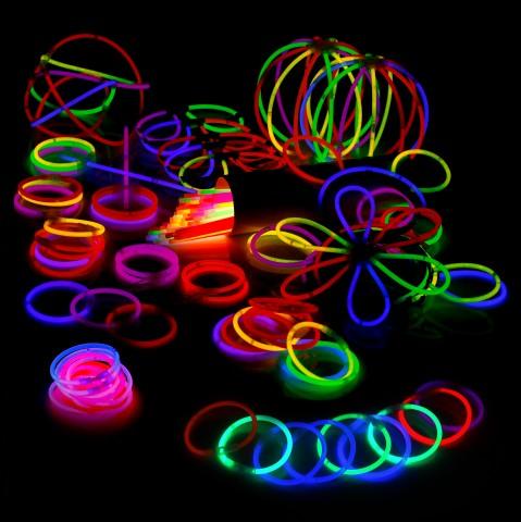 Mega Knicklicht Party Set