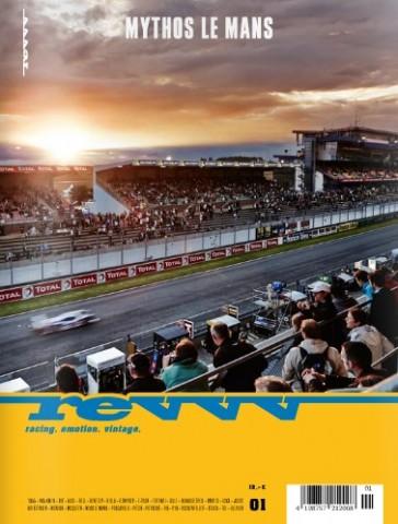 revvv 01 – Mythos Le Mans