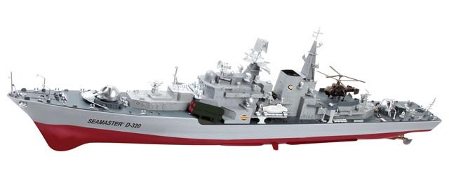 Seamaster 2.4 GHz RC Zerstörer