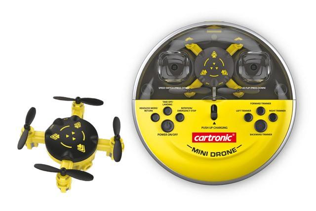 2.4 GHz Quadrocopter Pocket Drone