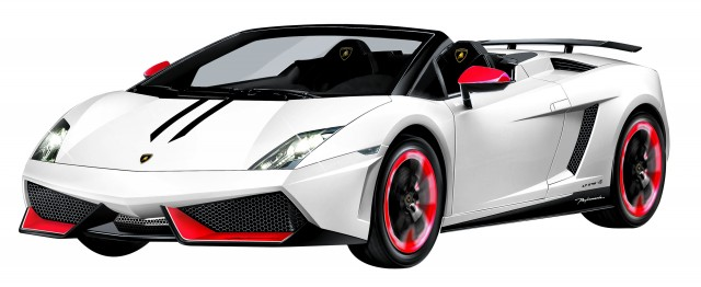 RC Lamborghini Gallardo LP 570-4 Spyder Performante M1:14, weiß