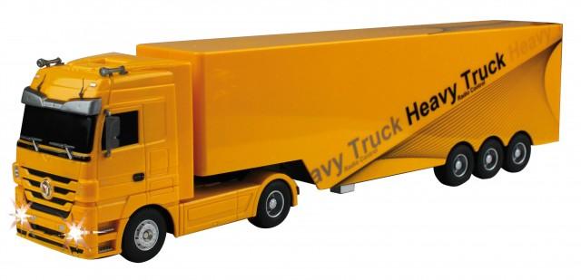 RC Truck Mercedes Benz Actros, gelb