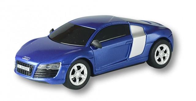 RC Audi R8, blau