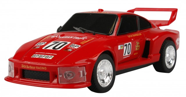 RC Porsche Turbo 935, rot