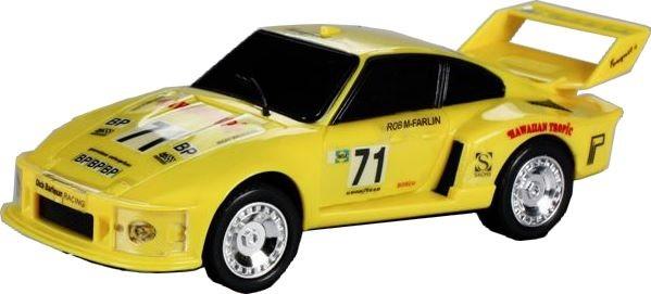 RC Porsche Turbo 935, gelb