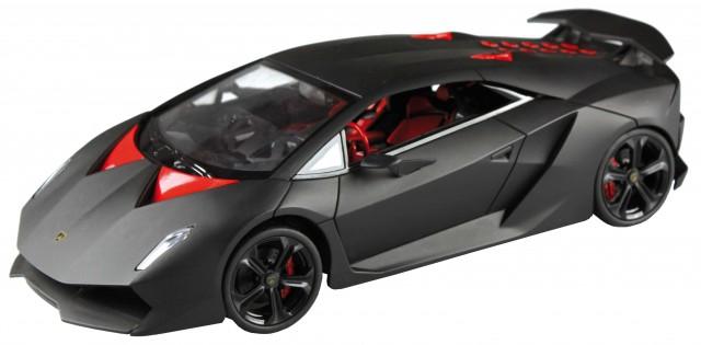 RC Lamborghini Sesto Elemento M1:18, anthrazit