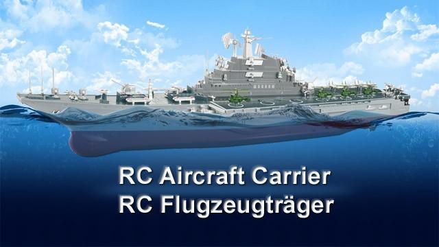Seamaster RC Flugzeugträger